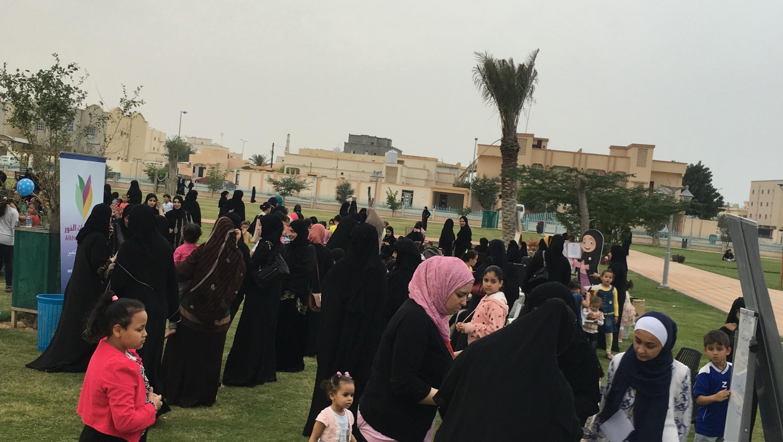 The festival of girls Al-khor