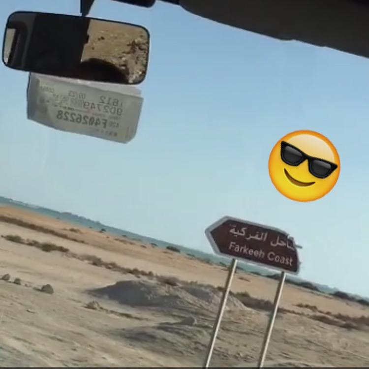 A trip to the beach Alfrckah