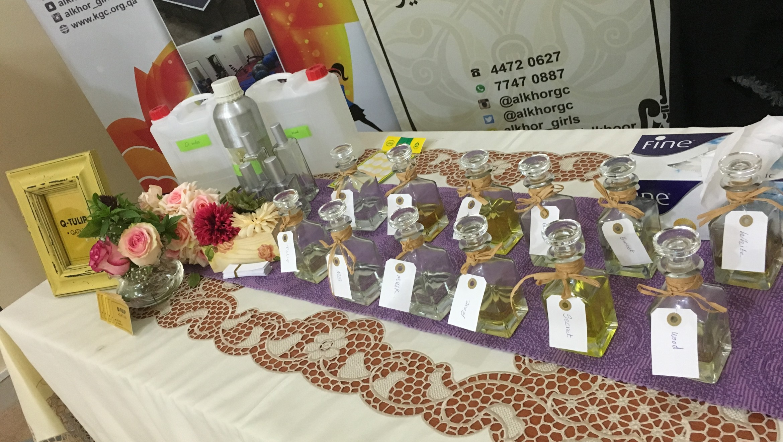 Workshop Tulip perfume