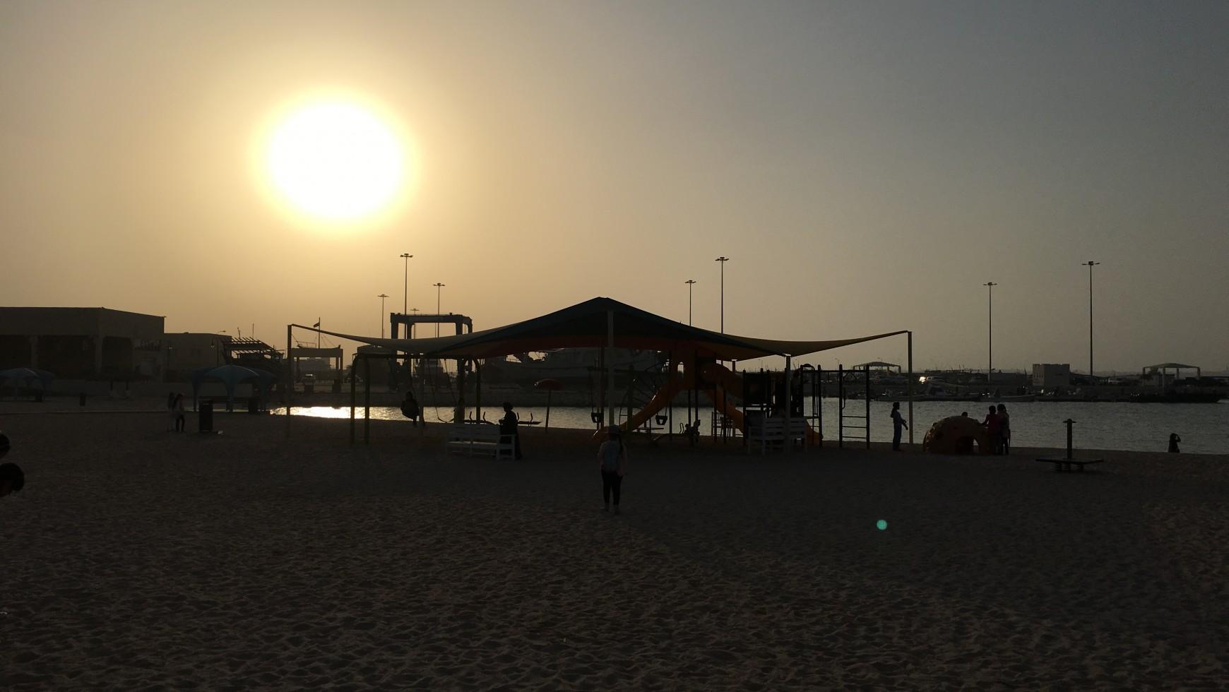 A trip to Safa Beach Ring
